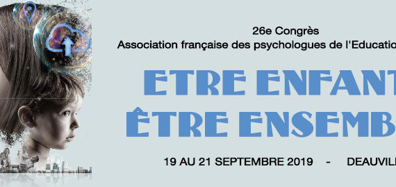 26e Congrès de l'Association française des psychologues de l'Education nationale (AFPEN)