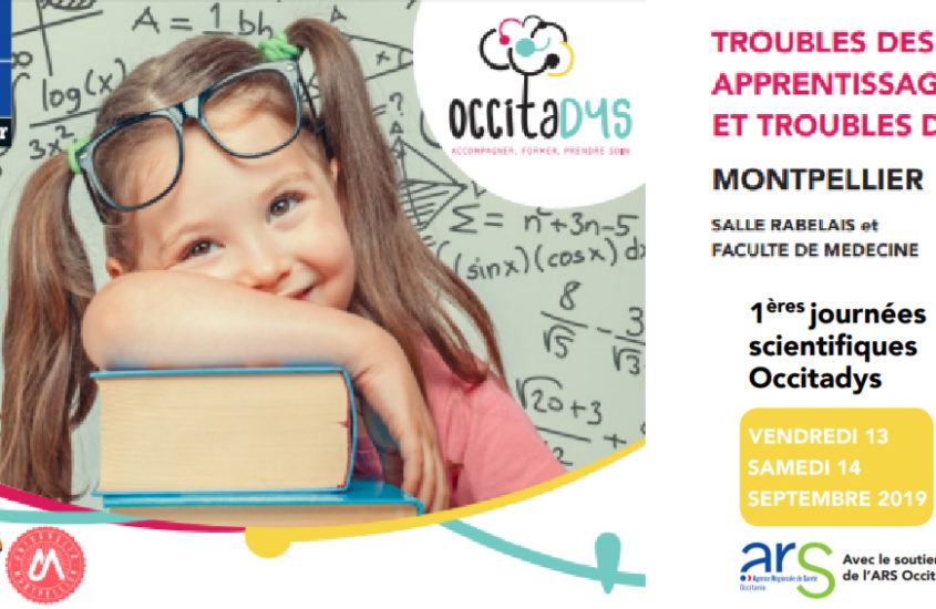 : Troubles des apprentissages et troubles DYS - Septembre 2019