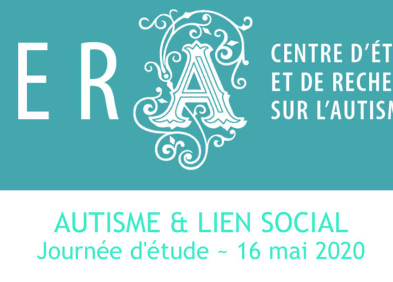 """(75) Conférence - """"Autisme et lien social"""" du Centre d'Etude et de Recherche de l'Autisme"""