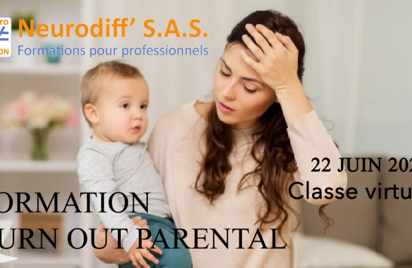 Formation burn out parental